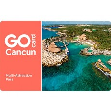 Go Card Cancun - 5 dias