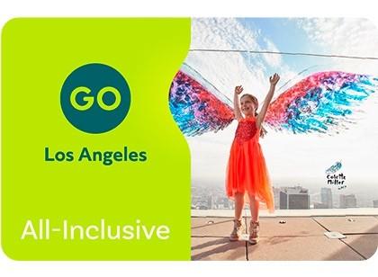 Go Card Los Angeles - 3 dias